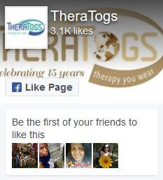 TheraTogs on Facebook - one of many communication channels we use to get the word out!